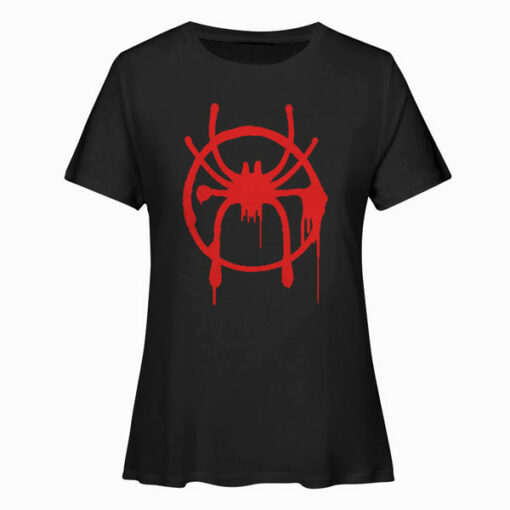 Marvel Spider Man Into the Spider Verse Miles Morales T Shirt