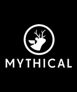 Mythical White Logo
