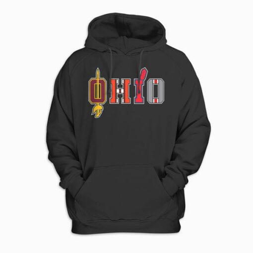 OHIO Pullover Hoodie