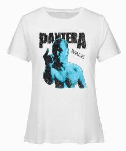 Pantera Walk Band T Shirt
