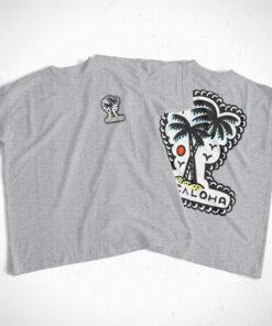 RVCALOHA T Shirt sg