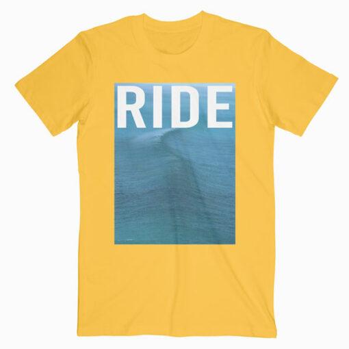 Ride Nowhere Band T Shirt