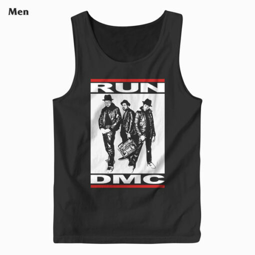 Run DMC Tank Top