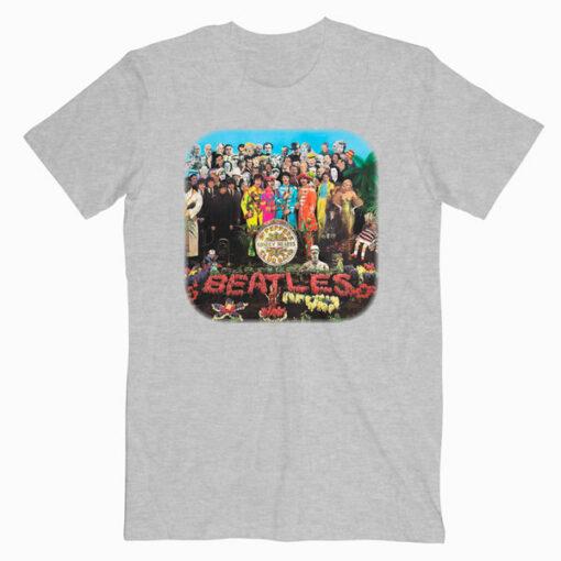 Sgt. Pepper Vintage T-shirt - Band T Shirt