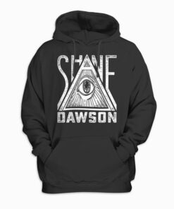 Shane Dawson All-Seeing Eye Pullover Hoodie