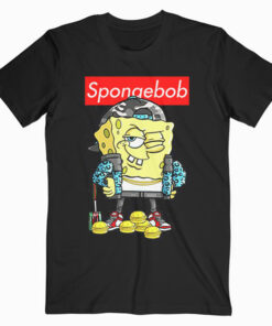 Spongebob Squarepants Cool Spongebob T Shirt