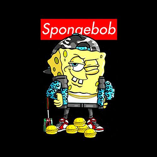 Spongebob Squarepants Cool Spongebob