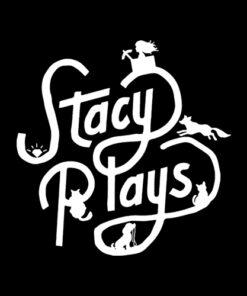 Stacy Plays Logo