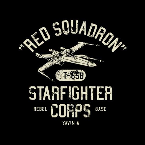 Star Wars Rebel X Wing Starfighter Corps Collegiate