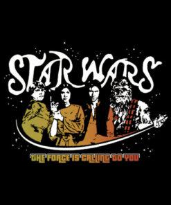 Star Wars Vintage Rockstar Wars T-shirt