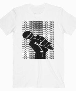 TOOTIME T-SHIRT THE 1975 TOOTIME T-SHIRT T-Shirt - Band T Shirt