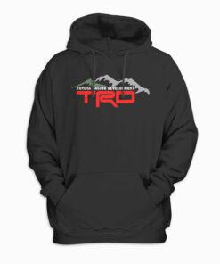 TRD Racing Development Logo Hoodie