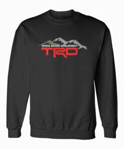 TRD Racing Development Logo Sweatshirt