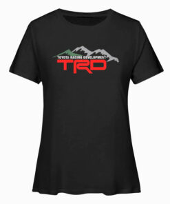 TRD Racing Development Logo T Shirt