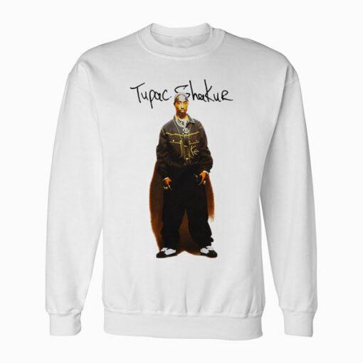 TUPAC BAGGY Sweatshirt