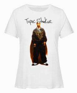TUPAC BAGGY Band T Shirt