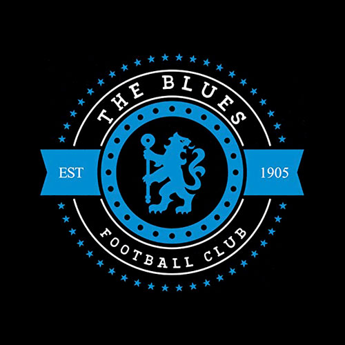 The Blues Football Club Stars Gear