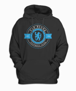 The Blues Football Club Stars Gear Hoodie