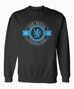 The Blues Football Club Stars Gear Sweatshirt