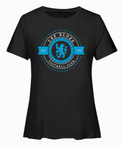 The Blues Football Club Stars Gear T Shirt