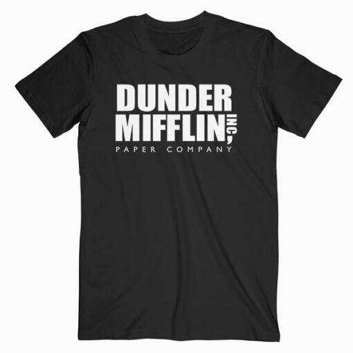 The Office Dunder Mifflin T Shirt