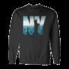 Urban New York City Skyline New York City Graphic Sweatshirt