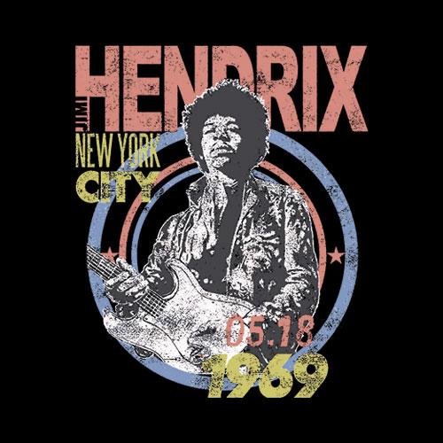 Vintage Jimi Hendrix T-Shirt - Band T Shirt