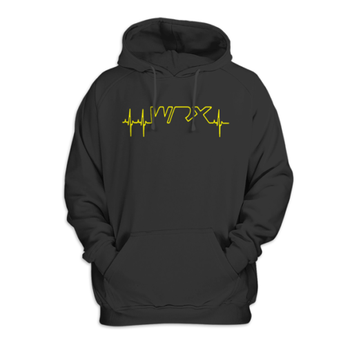 WRX Heartbeat Pullover Hoodie