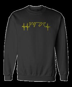WRX Heartbeat Sweatshirt