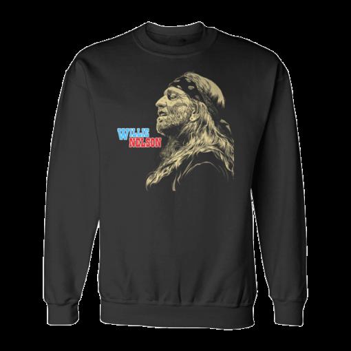 Willy Nelson Sweatshirt