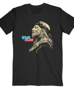 Willy Nelson T Shirt
