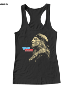 Willy Nelson Tank Top