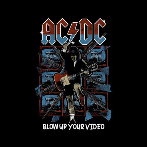 ACDC Vintage Band
