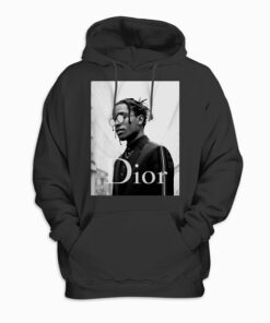 ASAP Rocky Dior Pullover Hoodie