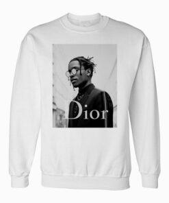 ASAP Rocky Dior Sweatshirt