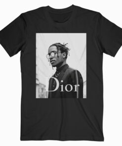 ASAP Rocky Dior T Shirt