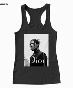 ASAP Rocky Dior tank top ld