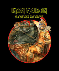 Alexander The Great Iron Maiden