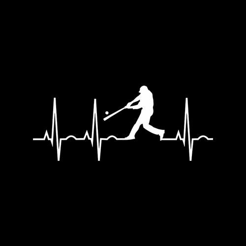 Baseball Player Heartbeat