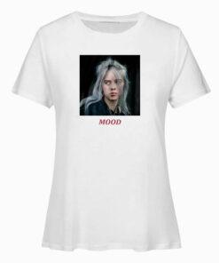 Billie Eilish Mood Band T Shirt