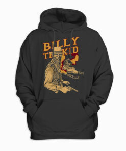 Billy The Kid Cartoon Hoodie