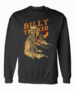 Billy The Kid Cartoon Sweatshirt