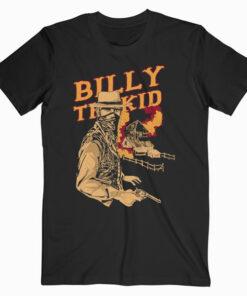 Billy The Kid Cartoon T Shirt