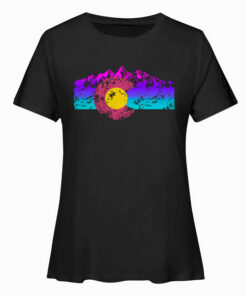 Colorado Flag Hoodie Colorful Rocky Mountains Version T Shirt