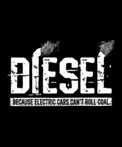 Diesel Rolling Coal
