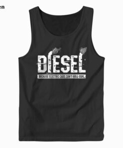 Diesel Rolling Coal Tank Top