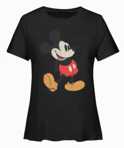 Disney Classic Mickey Mouse T Shirt