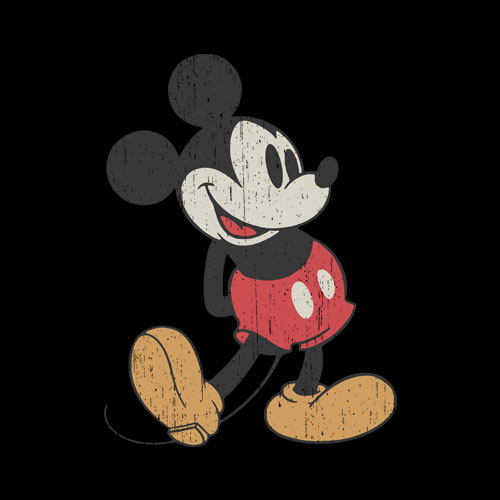 Disney Classic Mickey Mouse