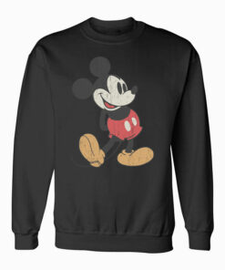 Disney Classic Mickey Mouse Sweatshirt