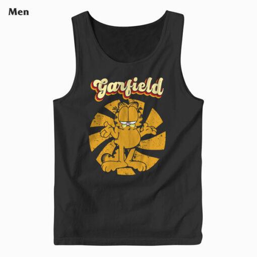 Garfield Retro Garf Tank Top